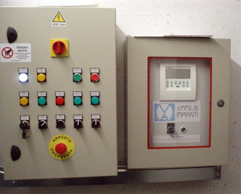 Ventilatore centrifughi ad alto rendimento e bassa rumorosità